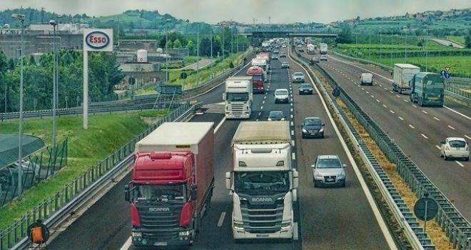 Ứng dụng của IoT trong ngành vận tải